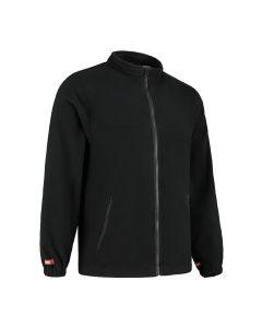Dapro Basic Fleece Jacket – Oil Black