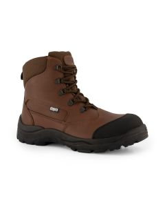 Dapro Canyon C S3 C Safety Shoe With Composite Toecap and Anti-Perforation Textile Midplate - Brown