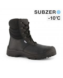 Dapro Dauntless S3 C Insulated Safety Shoes - Black - Steel Toecap and Anti-Perforation Steel Midsole