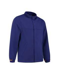 Dapro Defender Multinorm Fleece Jacket: Flame-Retardant, Anti-Static and Arc Protection – Royal Blue