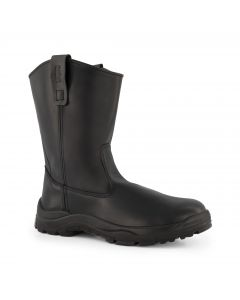 Dapro Driller S3 C Safety Boots - Black - Steel Toecap and Anti-Perforation Steel Midsole