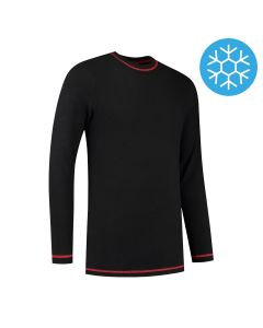 Dapro Frost Thermal  Long Sleeve - Black - Flame-retardant and Anti-Static