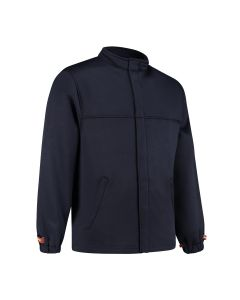 Dapro Vapor Fleece Jacket: Flame-Retardant and Chemical Resistant  – Navy Blue